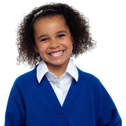 Elementary-Age Girl